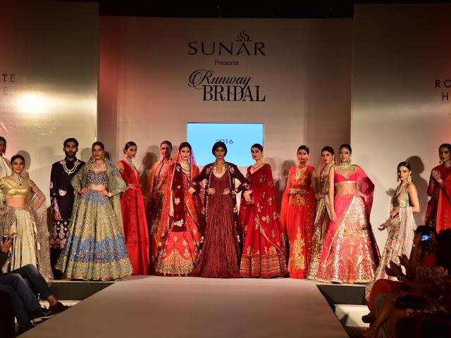 SUNAR Presents Bridal Collection to be showcased at Runway Bridal 2016 (1)