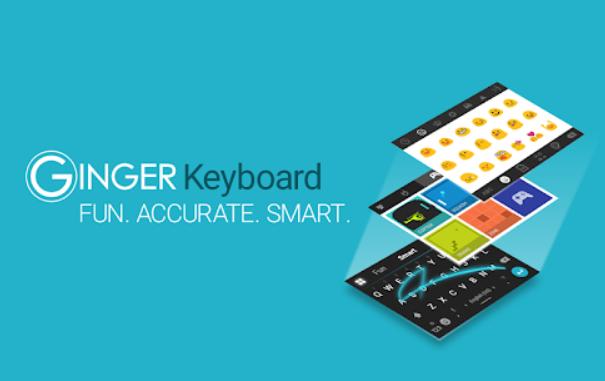 Ginger Keyboard 2018 APK Free Download