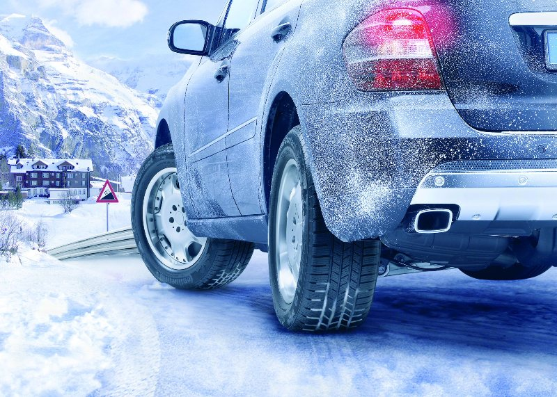 Зимние покрышки на легковых авто