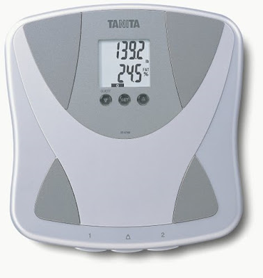 The most simple trick to lose weight - Buy an electronic weight machine