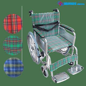 Jual Kursi Roda Alumunium dengan harga murah dan ekonomis