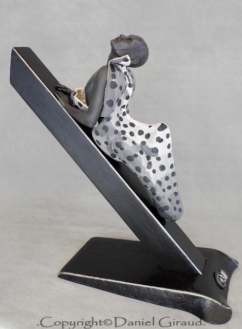 sculpture contemporaine Giraud