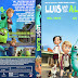 Luis And The Aliens DVD Cover