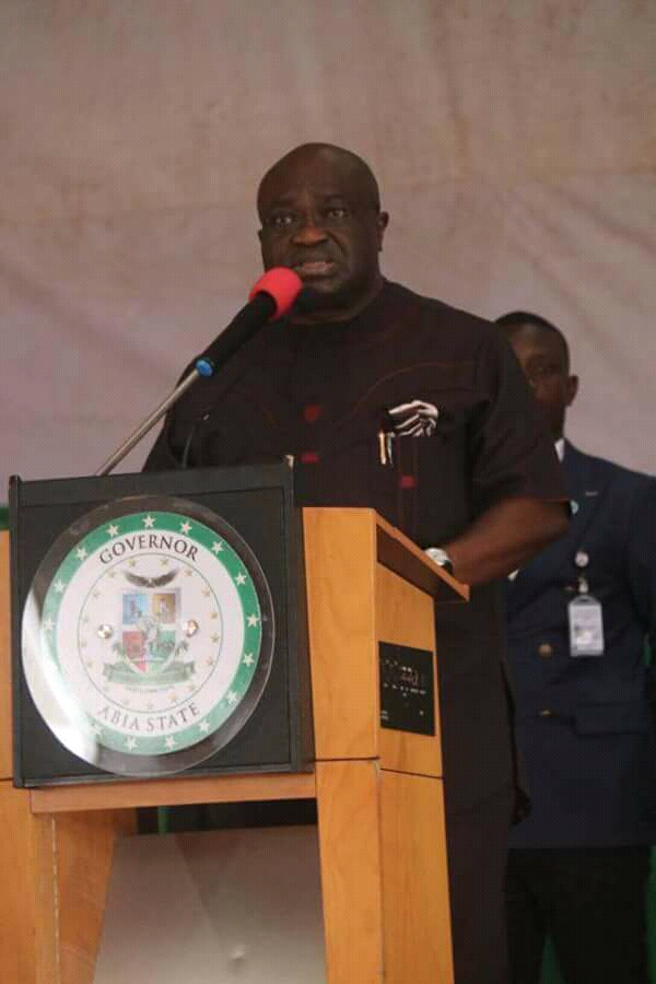 How we managed bailout, Paris Club refunds in Abia – @GovernorIkpeazu