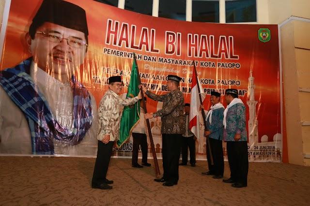 Halal Bihalal Pemkot Palopo Dan Masyarakat Sekaligus Pelepasan Jemaah Calon Haji Kota Palopo