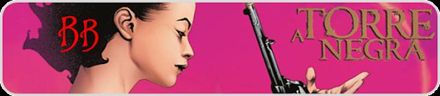 """Promo: 2 Kits das HQ's da serie """"A Torre Negra"""" de de Stephen King. 18"""