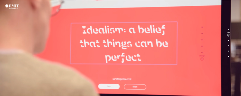 Sans Forgetica la tipografía que te ayuda a estudiar