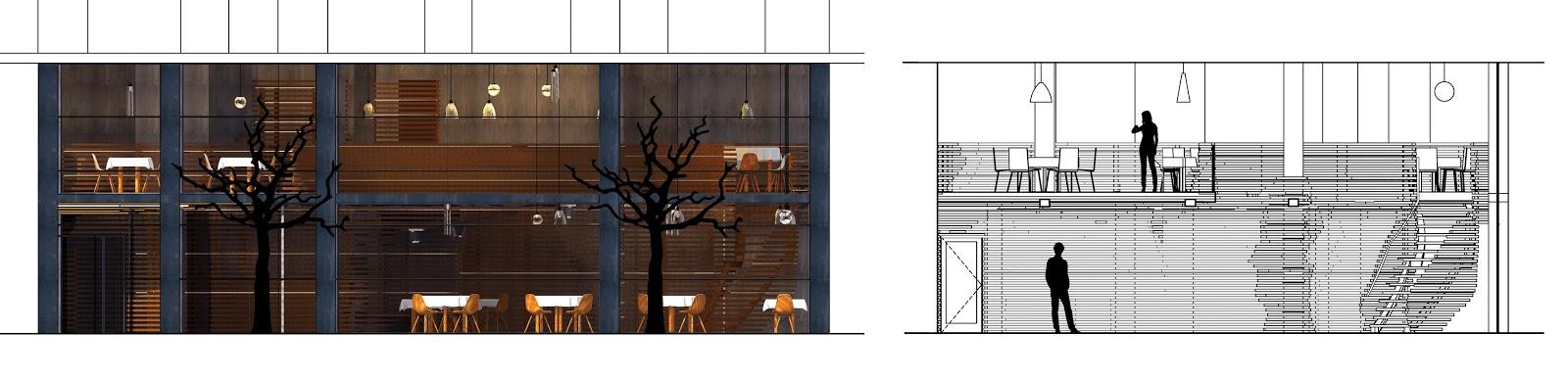 projekt architektury wnętrz