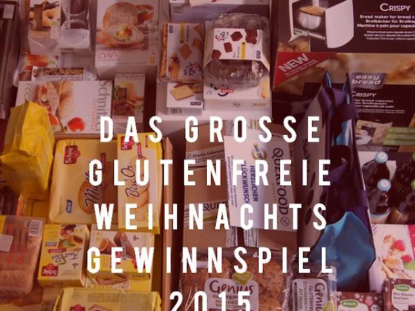 Das große glutenfreie Weihnachtsgewinnspiel 2015
