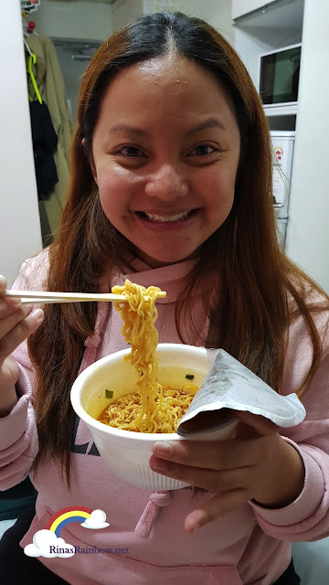 Korean instant ramen