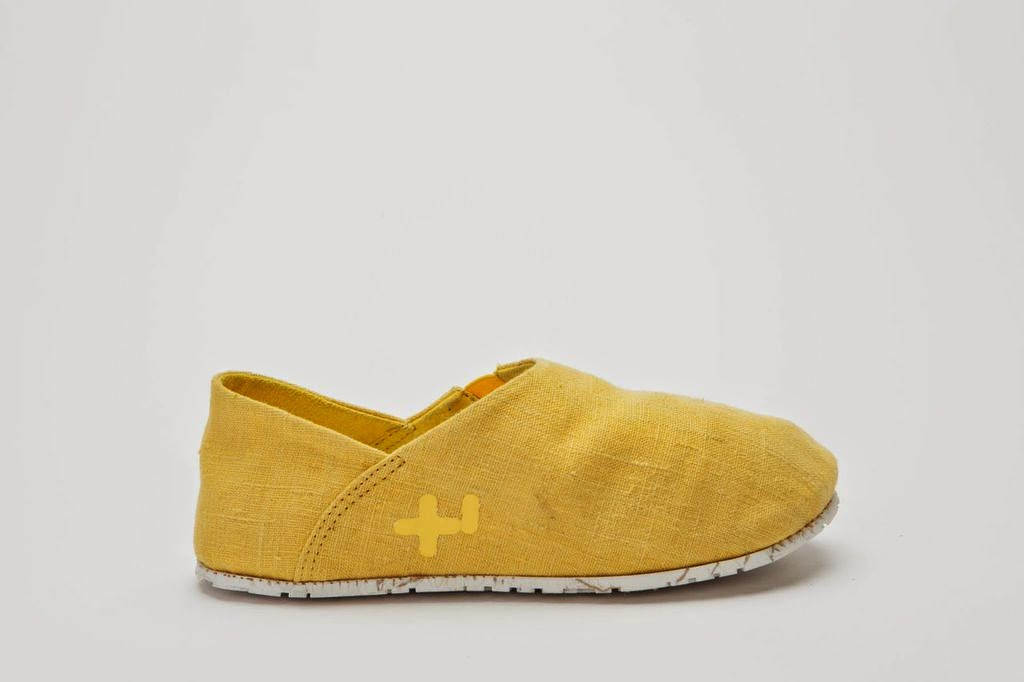 OTZ Shoes Yellow