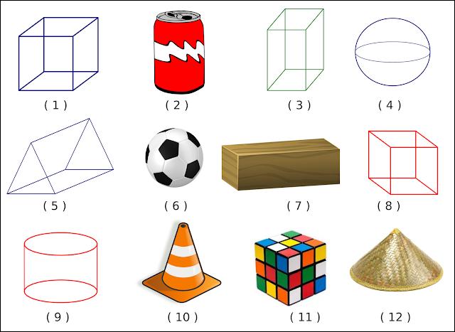 Soal UAS Matematika Kelas 1 SD Semester 1 (Ganjil) dan Kunci Jawaaban