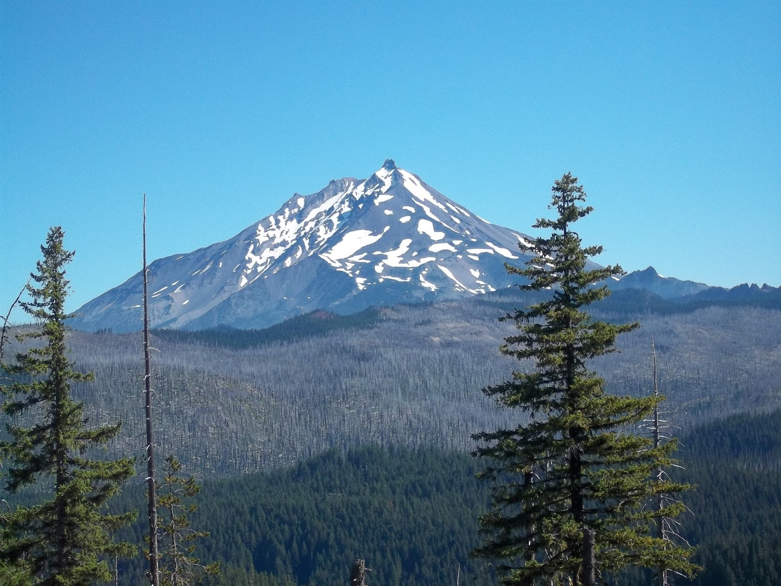 Casing Oregon Mt Jefferson Without The Crowds
