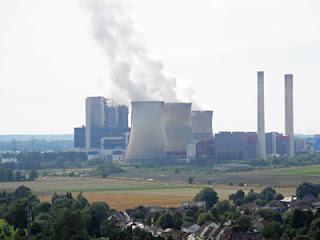 Kohlekraftwerke sind gesundheitsgefährdend