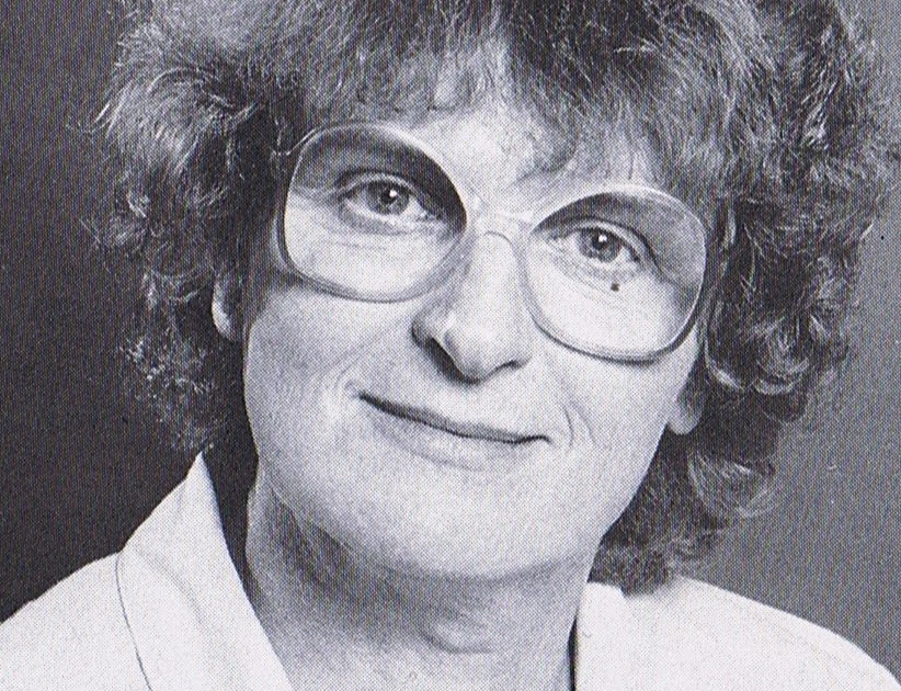 A Gender Variance Who's Who: Rachael Webb (1940 - 2009 ...