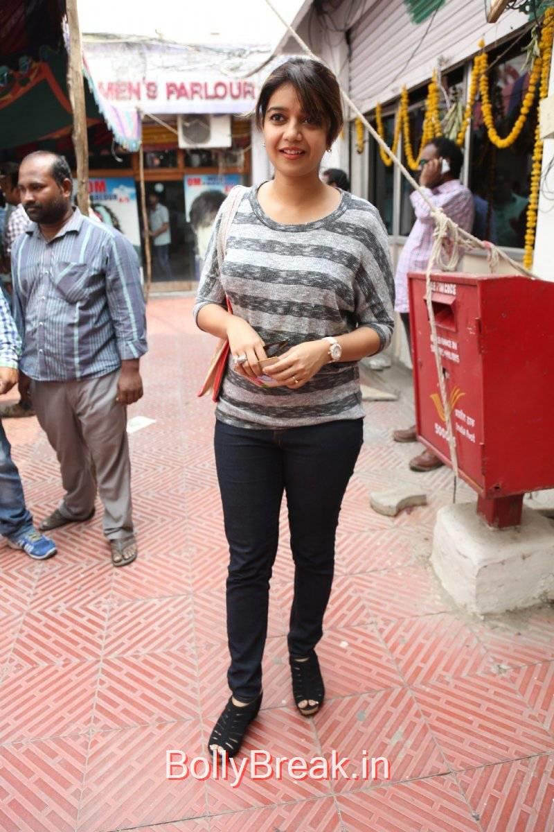 Swathi Unseen Stills, Actress Swathi Pics from Maa Elections