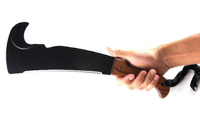 Safety Measures and the Common Problems Encountered on Using a Machete