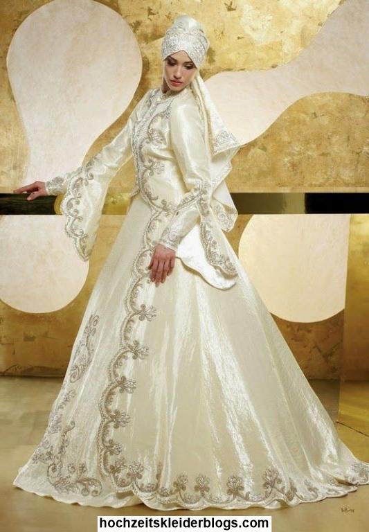 Türkische Hochzeitskleider
