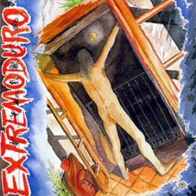 portada frontal del disco Deltoya de Extremoduro