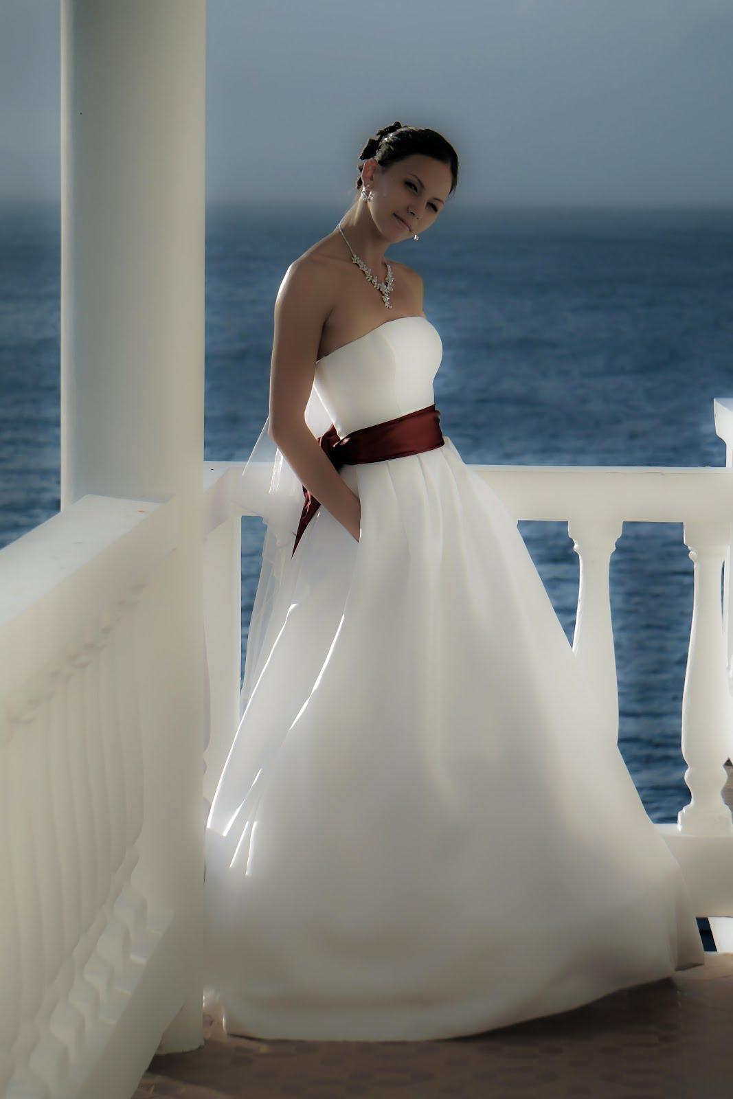 Sognare abito da sposa rosso
