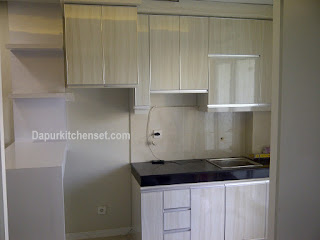 Kitchen set apartement