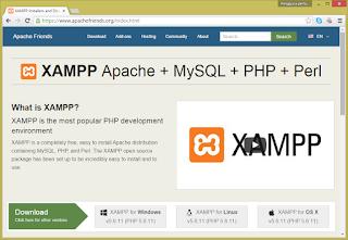 Persiapan Belajar Pemrograman PHP