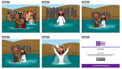 bapteme de jesus