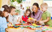 Técnico Superior, FP o Máster en Educación Infantil