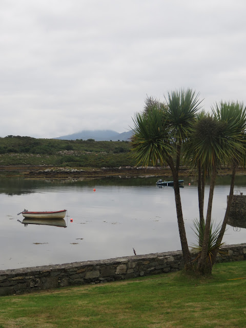 Skelligs-saaret -  Kerryn kierroksen must