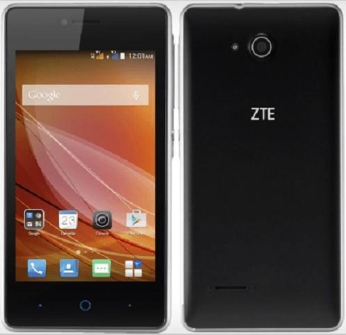 zte blade 3 firmware fields within