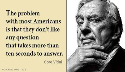 Vidal Politics American Public