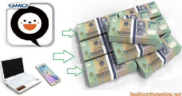 Khảo sát trực tuyến kiếm tiền trên mạng