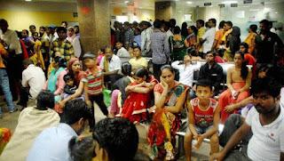 1000rs,500rs,rich,hospitals,dengue,chikanguniya