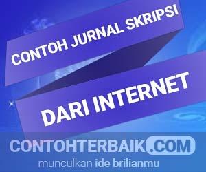 Contoh Jurnal Skripsi