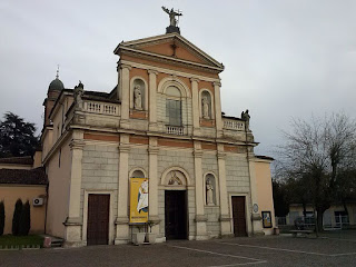 The Chiesa San Nicolò in Inzaghi's home village