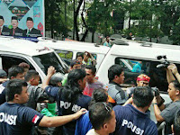 Isu Hoax Balas Dendam Grab Bike dengan Sopir Angkot adalah Bohong, Ini Penjelasan Polisi