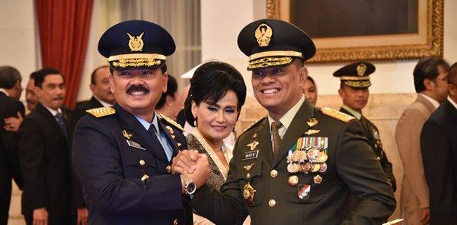 Eks Menteri: Ada Skenario Besar Penguasa Di Balik Keputusan Panglima TNI