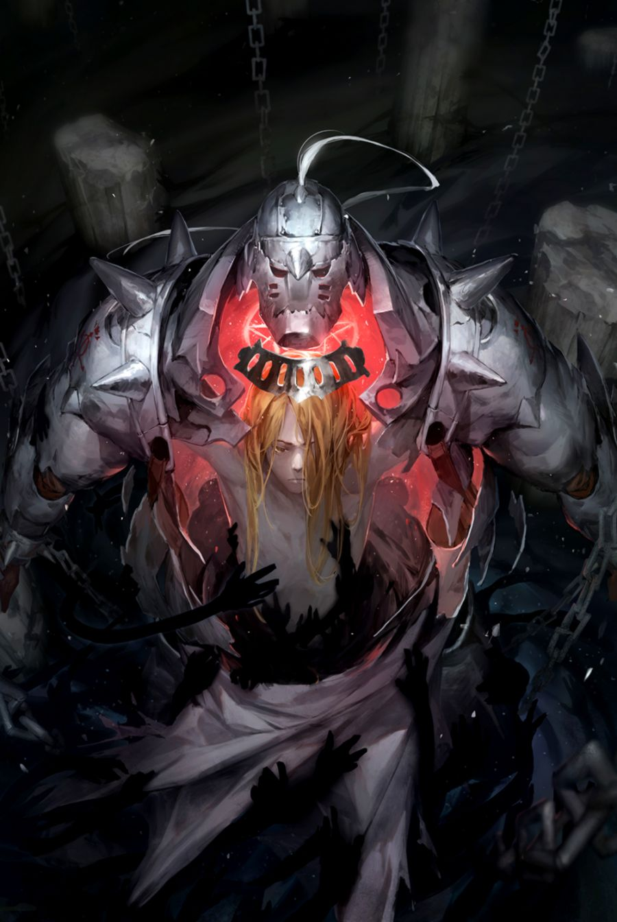 Alphonse Elric Wallpaper Root Wallpapers