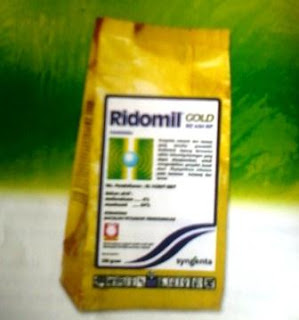 Review Produk Ridomil Gold MZ 4/64 WP