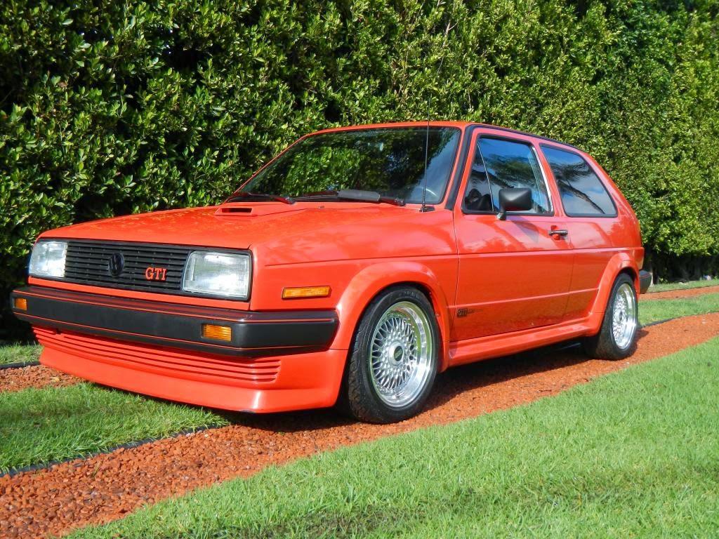 Audi Woodland Hills >> Daily Turismo: 20k: Kick Some Asphalt: 1985 Volkswagen ...