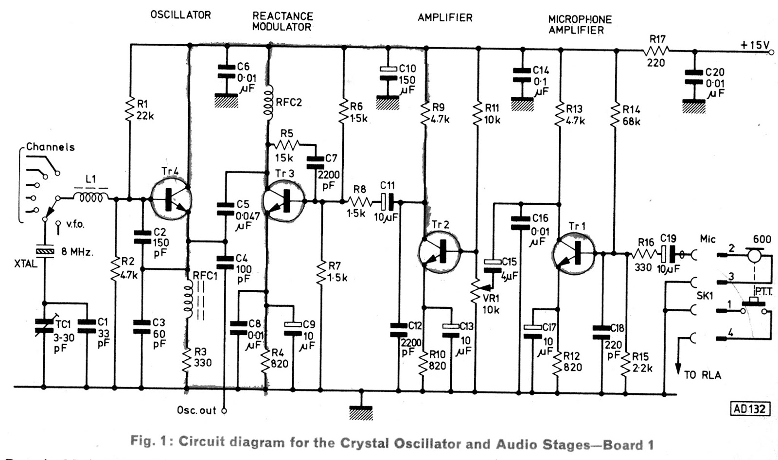 Circuit Diagram To Make A Walkie Talkie Free Download Wiring Diagram ...