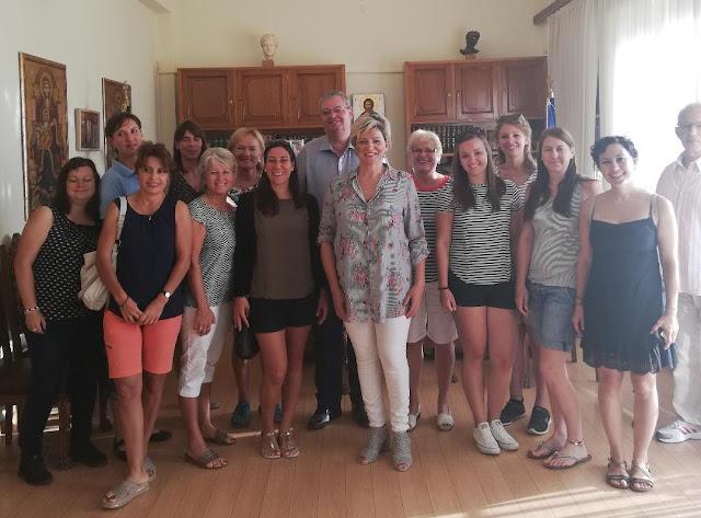 Γερμανοί tour operators επισκέφθηκαν και ξεναγήθηκαν στην Ήπειρο