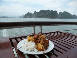 Halong Bay Food