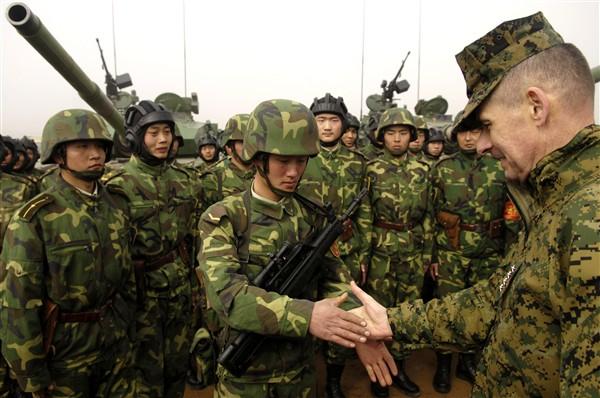 चाइना बना रहा दुनिया की सबसे घातक सेना