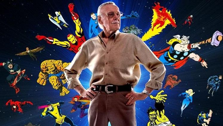 Daftar Lengkap Cameo Stan Lee dalam Film-film Marvel