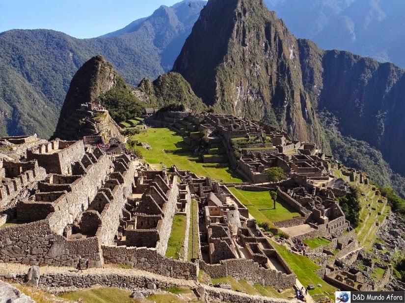 Machu Picchu, Peru - Top 5 destinos para voltar - Blogagem Coletiva