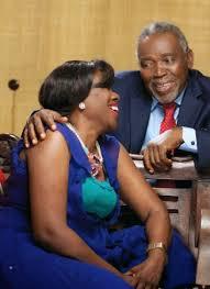 Olu Jacobs and Joke silva reveal secrets of their long lasting marriage