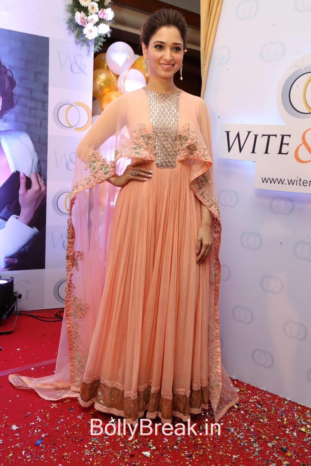 Tamanna images, Tamanna Bhatia Whitegold.Com Venture launch Pics