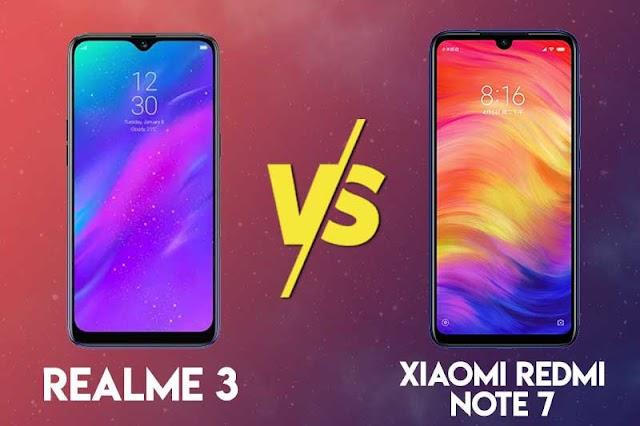 Xiaomi Redmi Note 7 vs Realme 3: Battle has Began !!