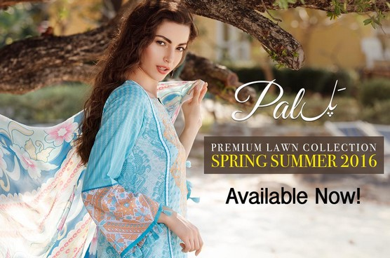 Pal Lawn 2016 Summer Collection